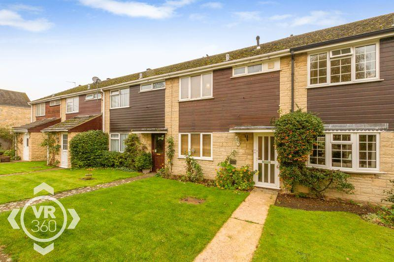 3 Bedrooms Terraced House for sale in The Tennis, Cassington