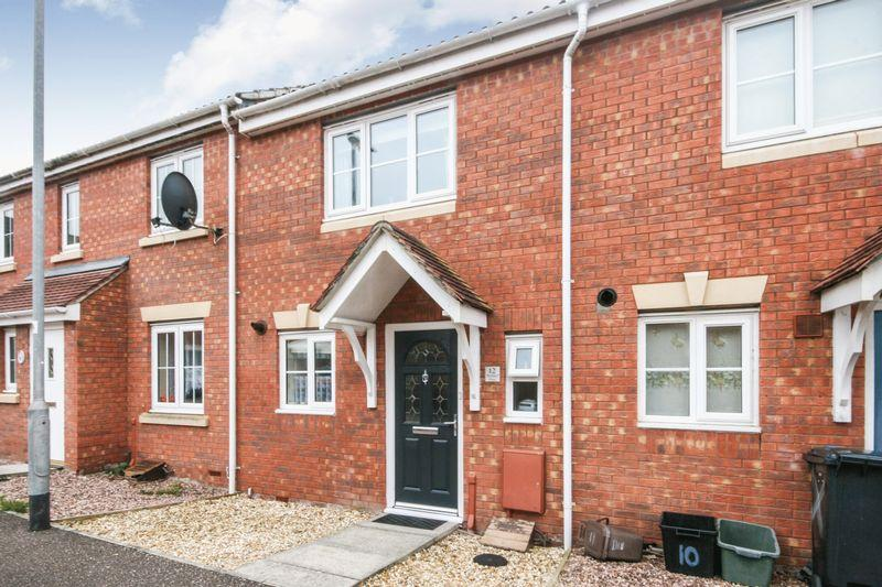 2 Bedrooms Terraced House for sale in Griffen Close, Bridgwater