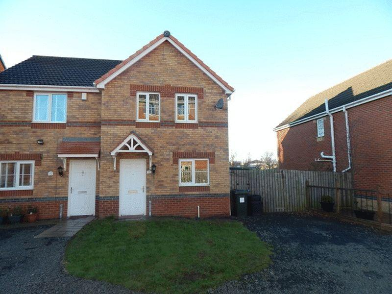 3 Bedrooms Semi Detached House for sale in Sidney Gardens, Blyth