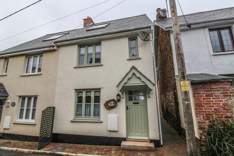 3 bedroom semi-detached house for sale - Doormouse Cottage, Cheriton Fitzpaine, Crediton