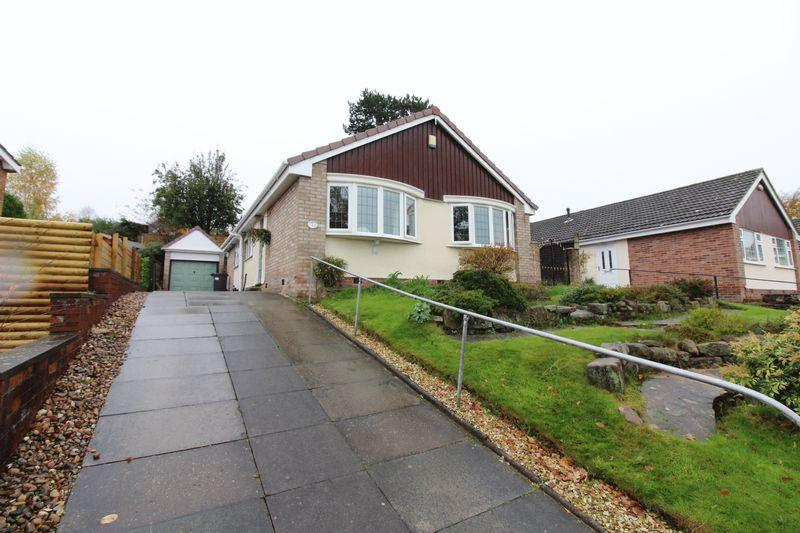3 Bedrooms Detached Bungalow for sale in Overton Drive, Frodsham
