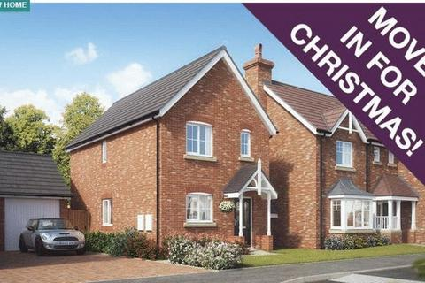 3 bedroom detached house for sale - Plot 2, Kings Vale, Baschurch