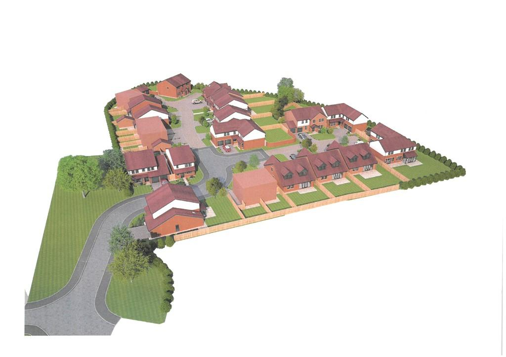 5 Bedrooms Detached House for sale in Audlem, Cheshire