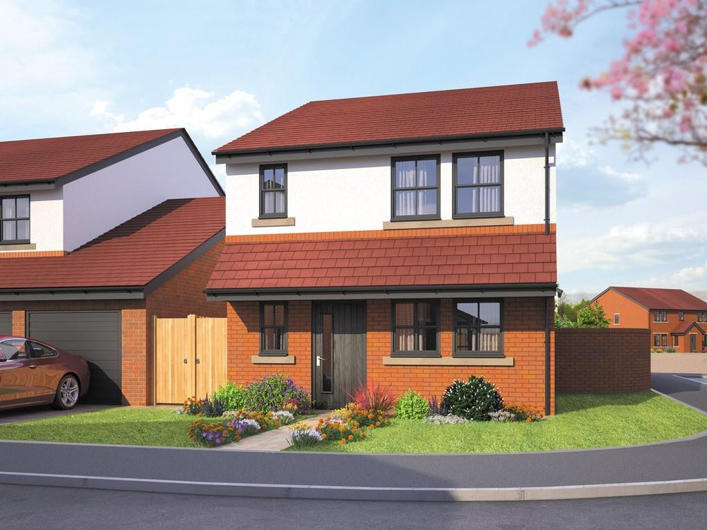 3 Bedrooms Detached House for sale in Audlem, Cheshire