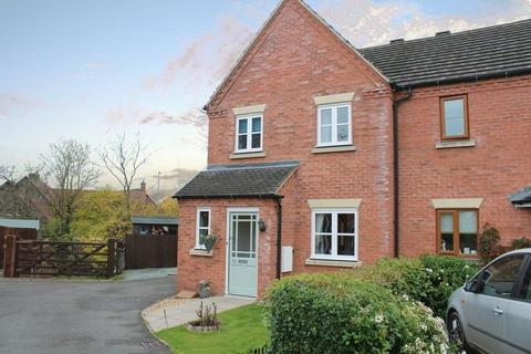 3 bedroom semi-detached house for sale - Willow Park, Minsterley, Shrewsbury, SY5 0EH