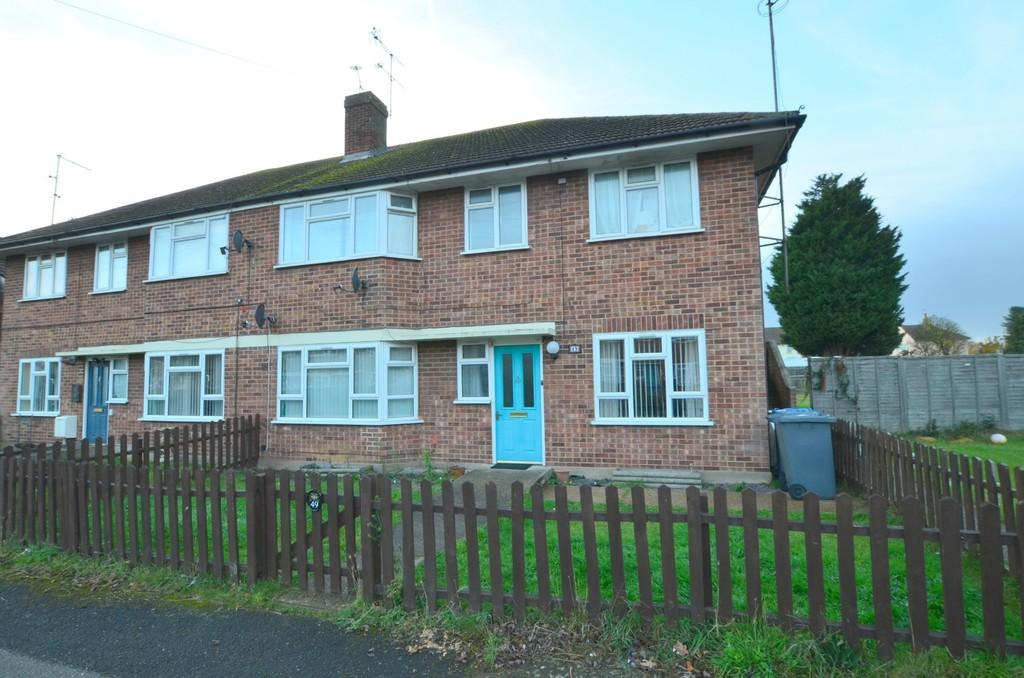 2 Bedrooms Ground Flat for sale in Glanville Place, Kesgrave, IP5 1NG