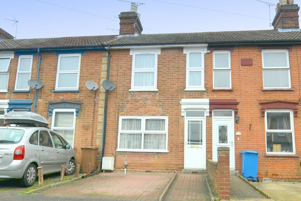 3 Bedrooms Terraced House for sale in Rosehill Road, Ipswich, IP3 8HG