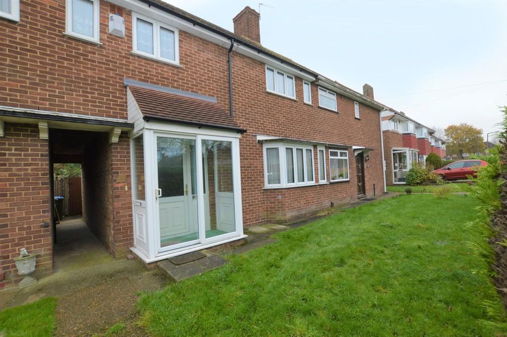 3 Bedrooms Terraced House for sale in Leverholme Gardens, Eltham SE9