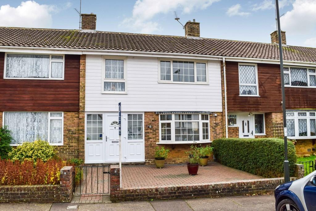 3 Bedrooms Terraced House for sale in Epping Walk, Furnace Green