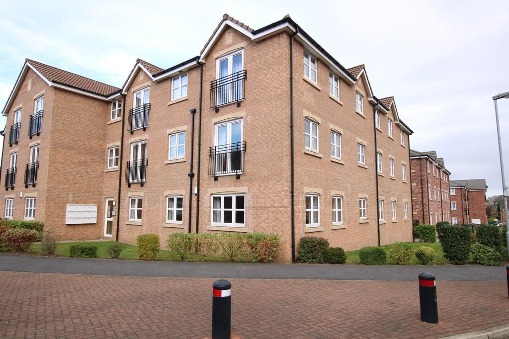 2 Bedrooms Ground Flat for sale in Royal Troon Mews, Wakefield