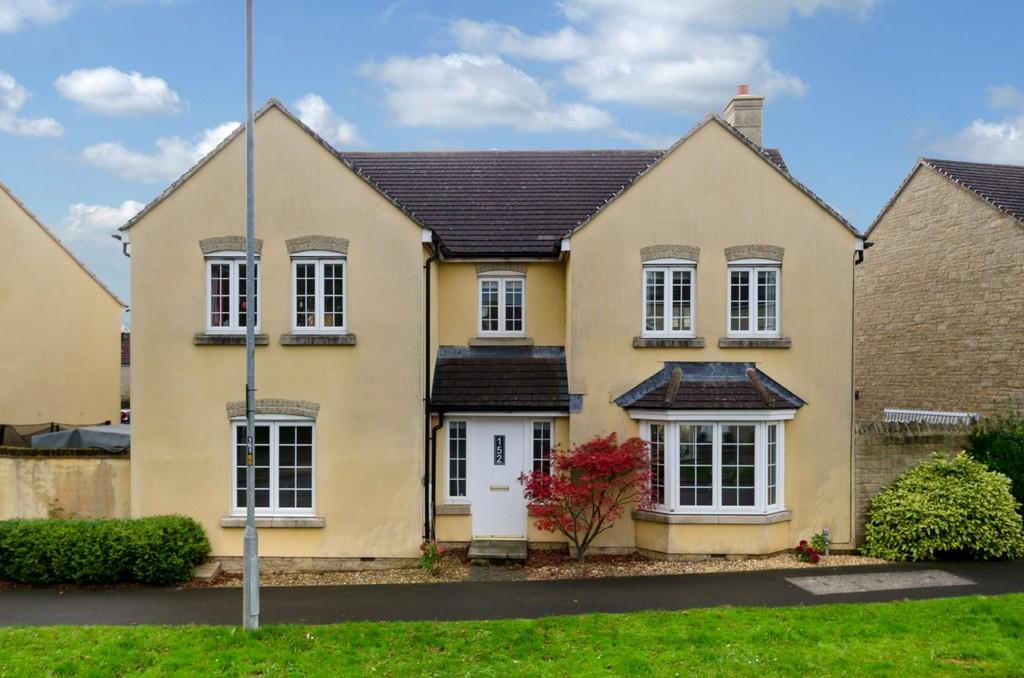 4 Bedrooms Detached House for sale in Freestone Way, Corsham
