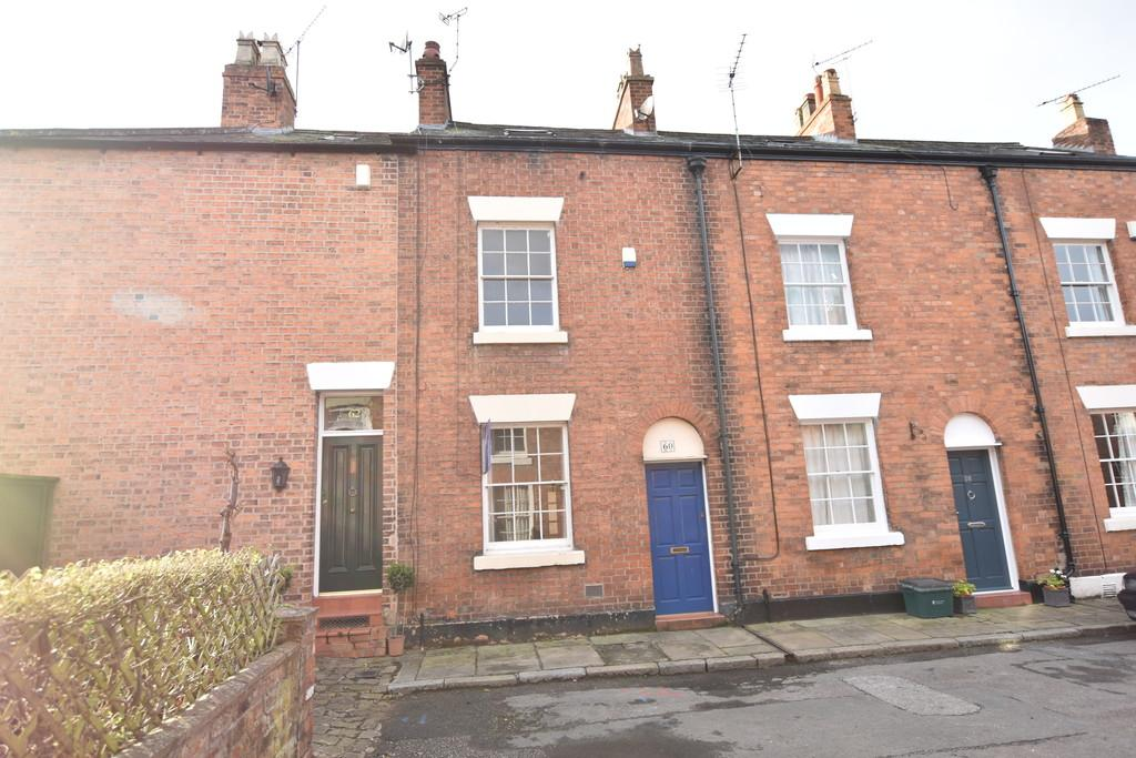 2 Bedrooms Terraced House for sale in Pyecroft Street, Handbridge