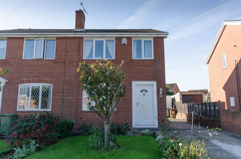 3 Bedrooms Semi Detached House for sale in Beech Crescent, Castleford