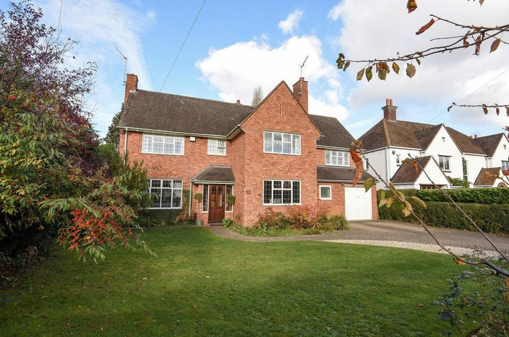 4 Bedrooms Detached House for sale in Loxley Road, Stratford-upon-Avon