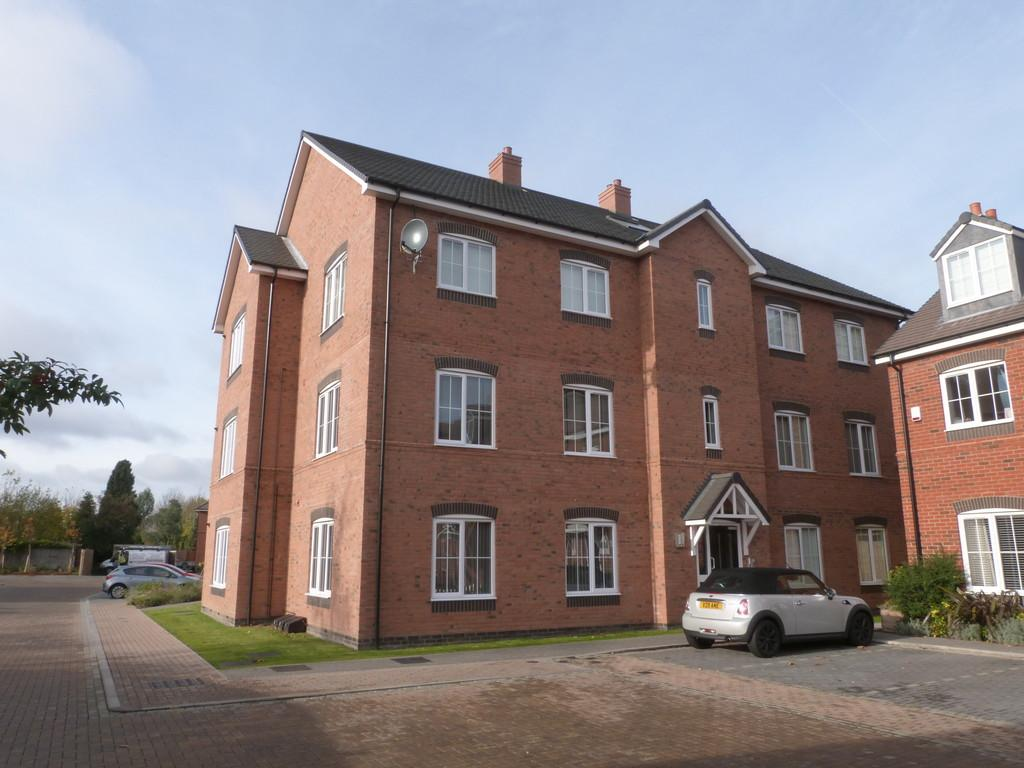 2 Bedrooms Ground Flat for sale in The Sidings, Water Orton
