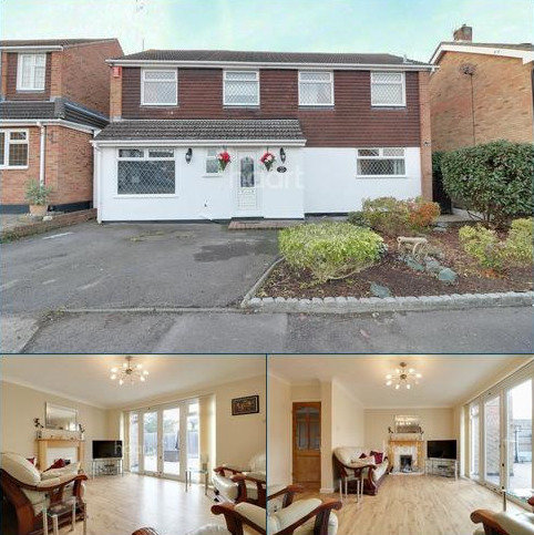 4 bedroom detached house for sale - Gilbert Close, Rayleigh