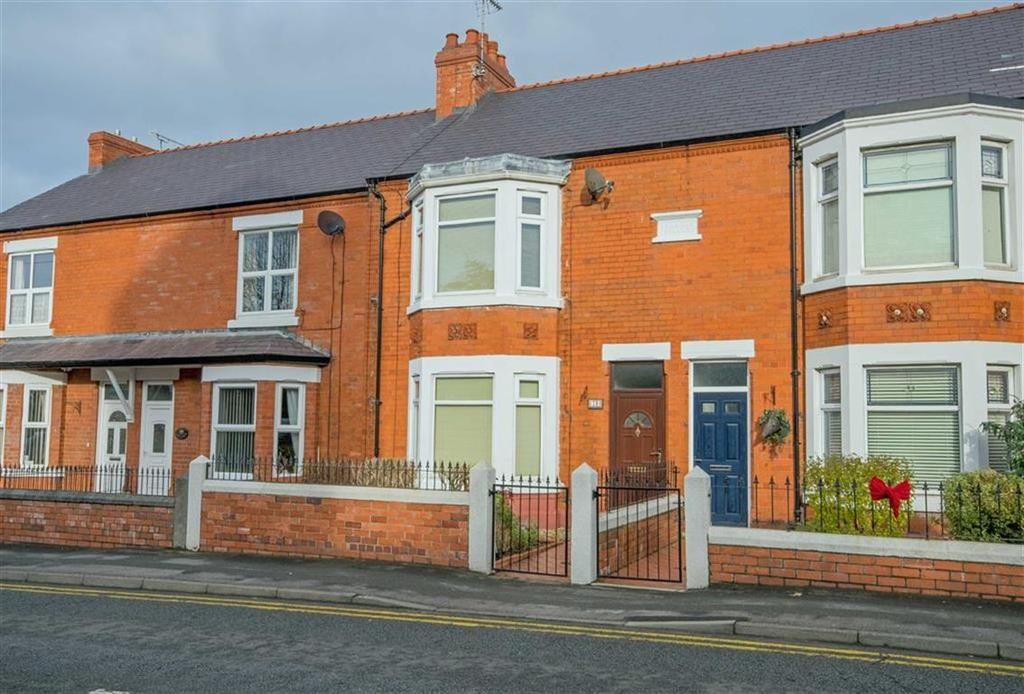 4 Bedrooms Terraced House for sale in Church Street, Connah's Quay, Deeside