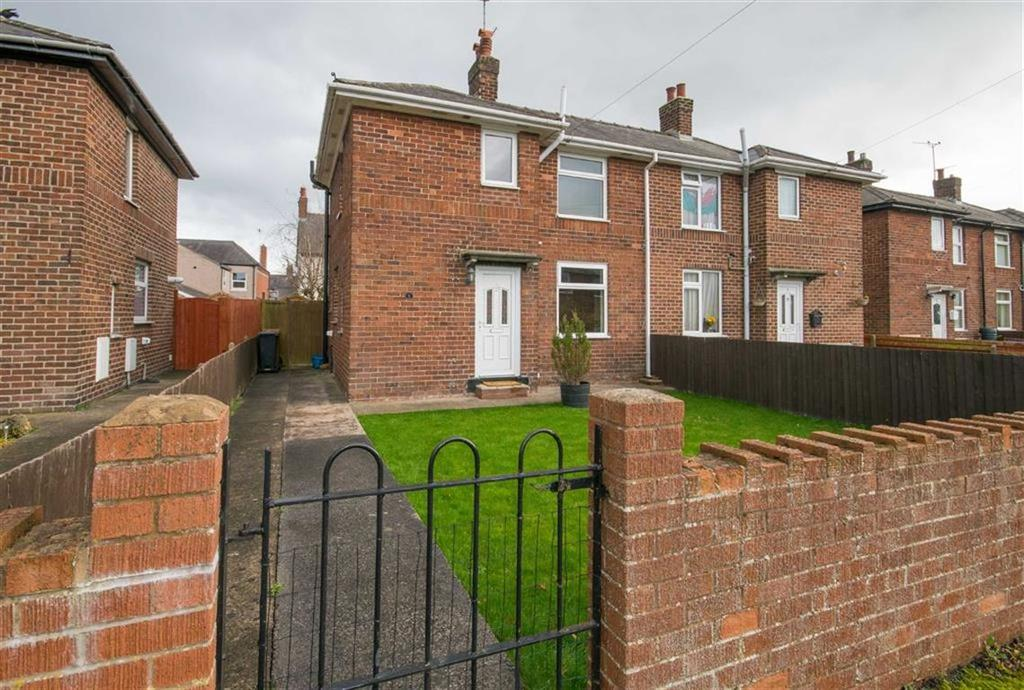2 Bedrooms Semi Detached House for sale in Bro Alun, Mold