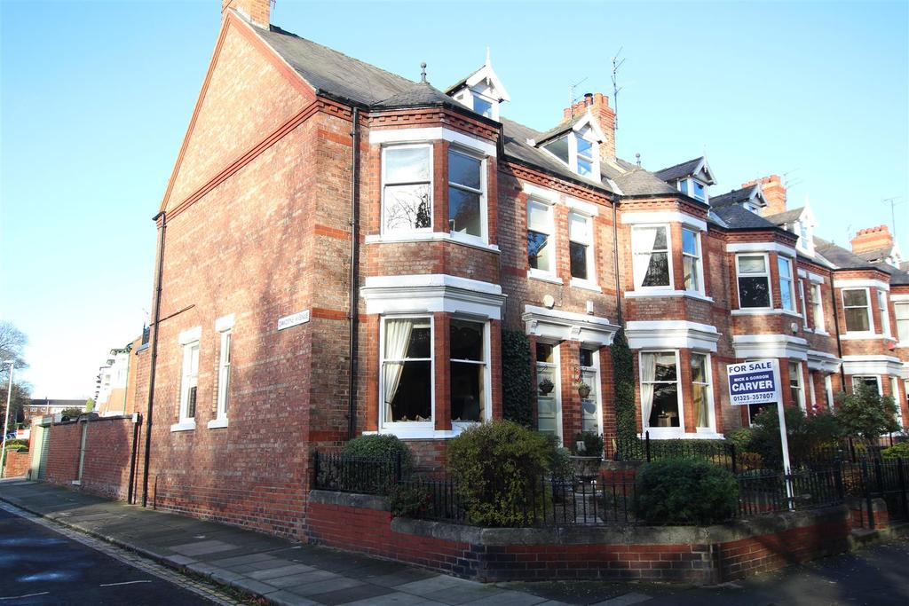 5 Bedrooms Terraced House for sale in Southend Avenue, Darlington