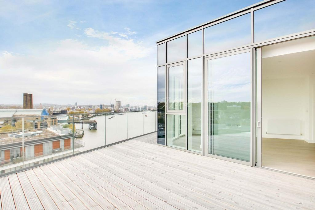2 Bedrooms Flat for sale in Wyndham apartments,Banning Street, London,SE10 0GA