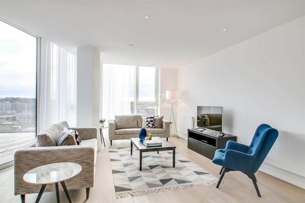 2 Bedrooms Flat for sale in Wyndham apartments,Greenwich, London,SE10 0UA