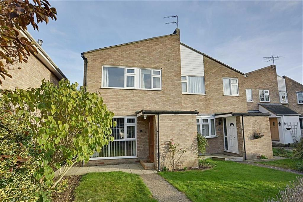 3 Bedrooms Semi Detached House for sale in Becketts, Hertford, SG14