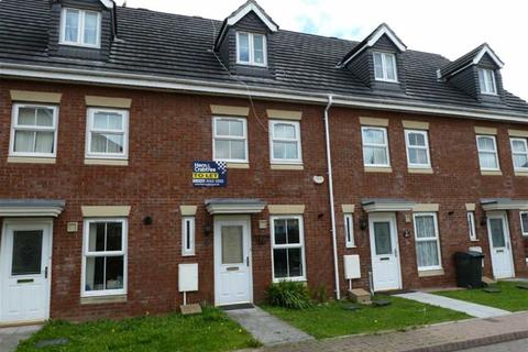3 bedroom townhouse to rent - Heol Dewi Sant, Cardiff, Cardiff