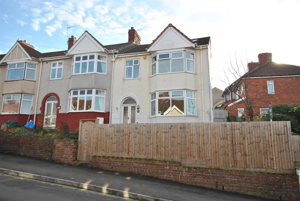 4 Bedrooms Semi Detached House for sale in Ravenhill Avenue, Bristol
