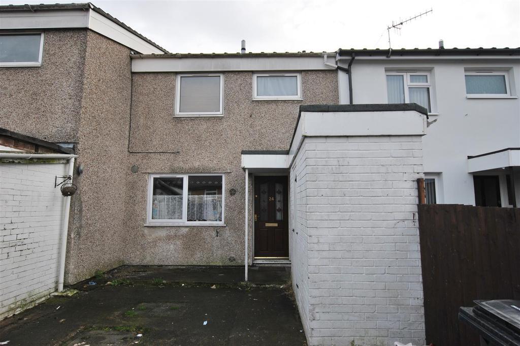 3 Bedrooms Terraced House for sale in Griggfield Walk, Hengrove