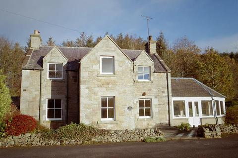 4 bedroom detached house to rent - Newbigging Farmhouse, Oxam, Nr Jedburgh, Scottish Borders TD8 6NA