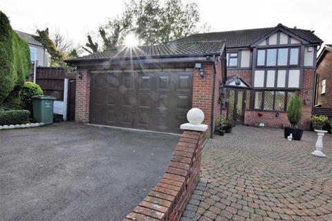 4 bedroom detached house for sale - Gildersdale Drive, Blackley, Manchester