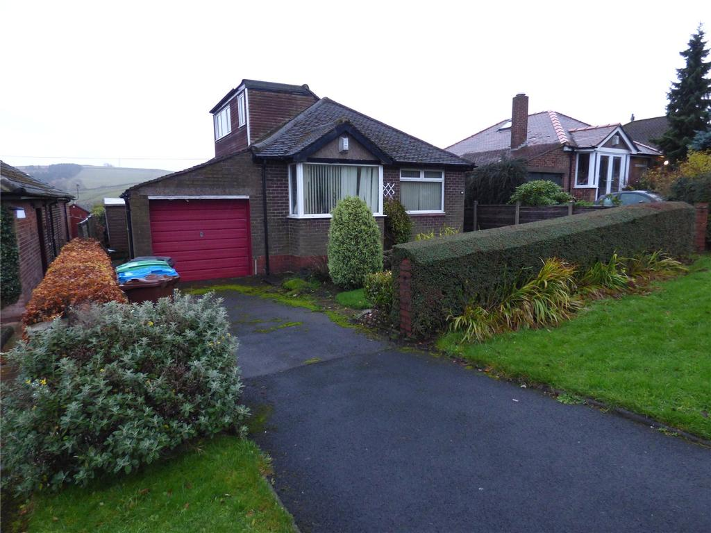 3 Bedrooms Detached Bungalow for sale in Wall Hill Road, Dobcross, Oldham, Greater Manchester, OL3