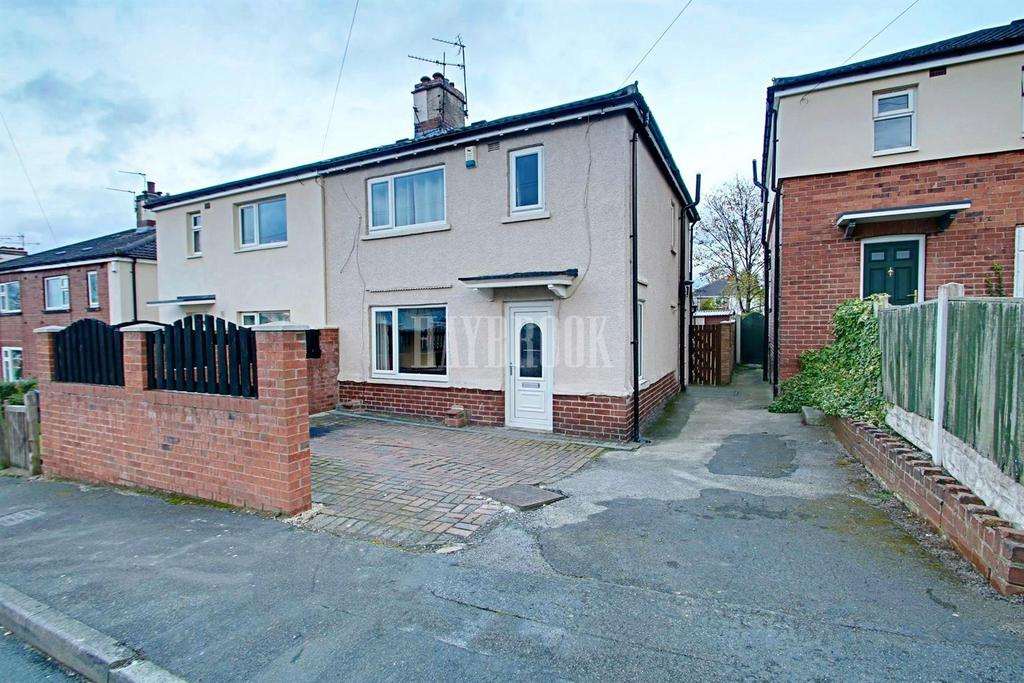 3 Bedrooms Semi Detached House for sale in South Street, Greasbrough