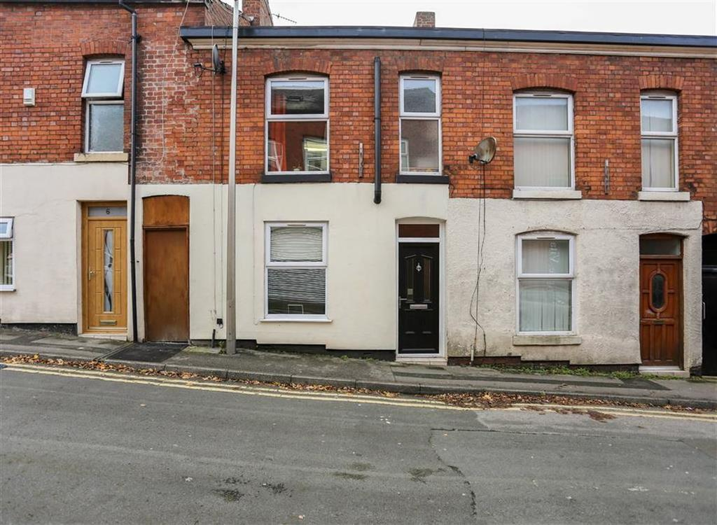 3 Bedrooms Terraced House for sale in Church Street, Marple, Cheshire