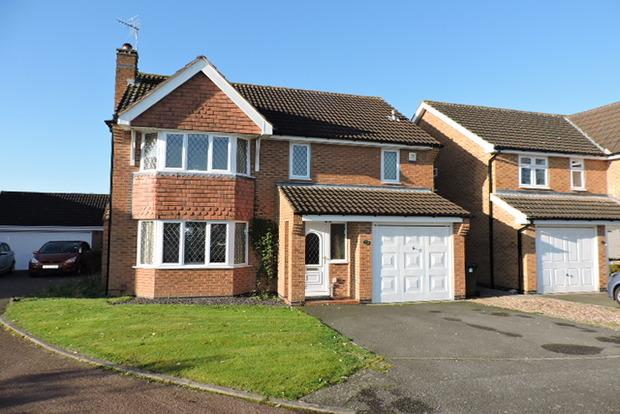 4 Bedrooms Detached House for sale in Sandale Close, Gamston, Nottingham, NG2