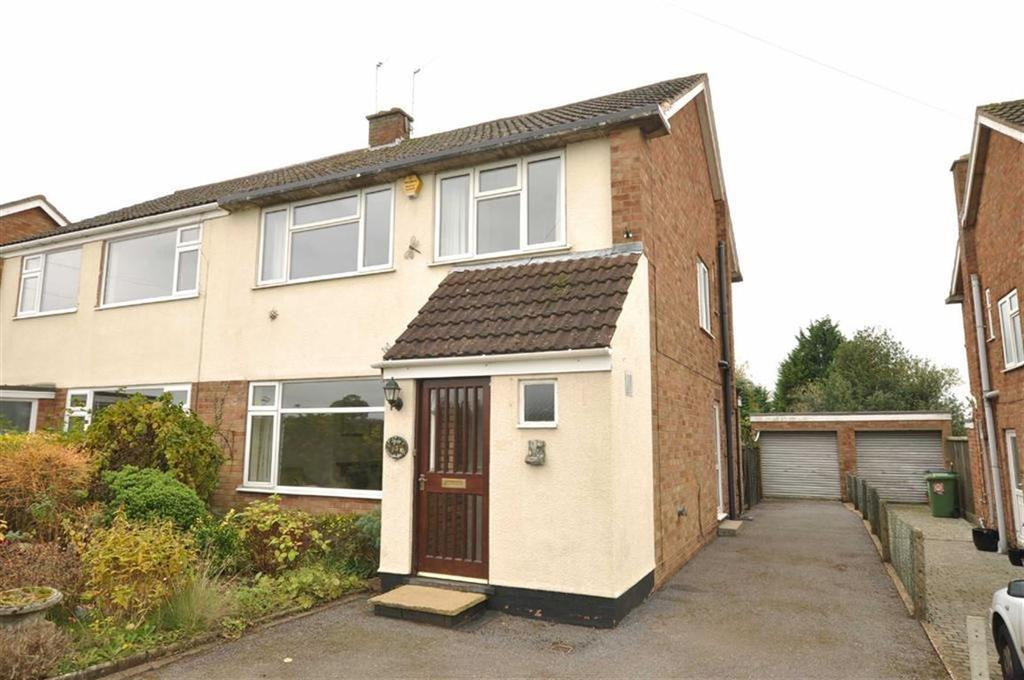 3 Bedrooms Semi Detached House for sale in Kenilworth Road, New Cubbington, Leamington Spa
