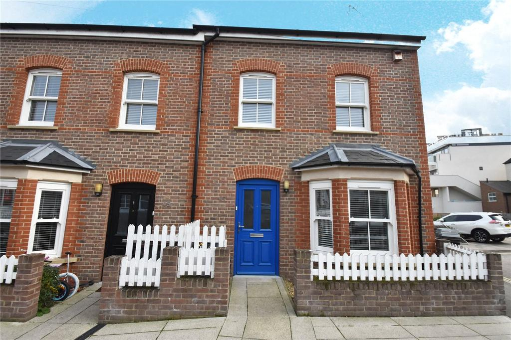 3 Bedrooms End Of Terrace House for sale in Inkerman Road, St. Albans, Hertfordshire