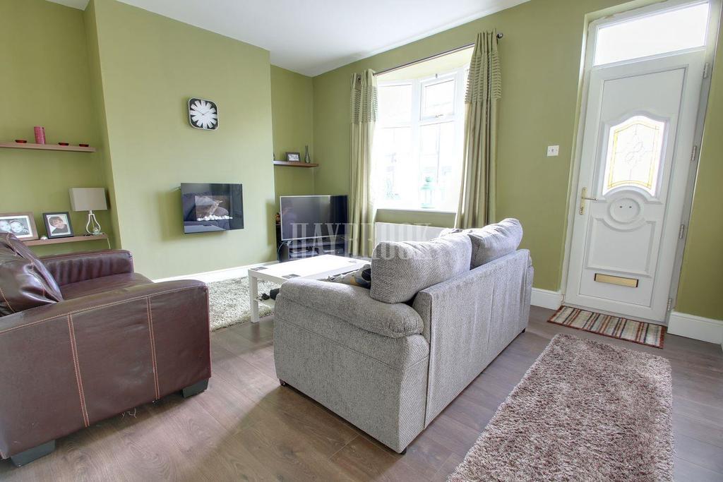 2 Bedrooms Terraced House for sale in Blenheim Road, Barnsley
