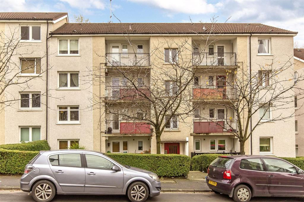 3 Bedrooms Flat for sale in Flat 1/1, 28 Carbisdale Street, Springburn, Glasgow, G22