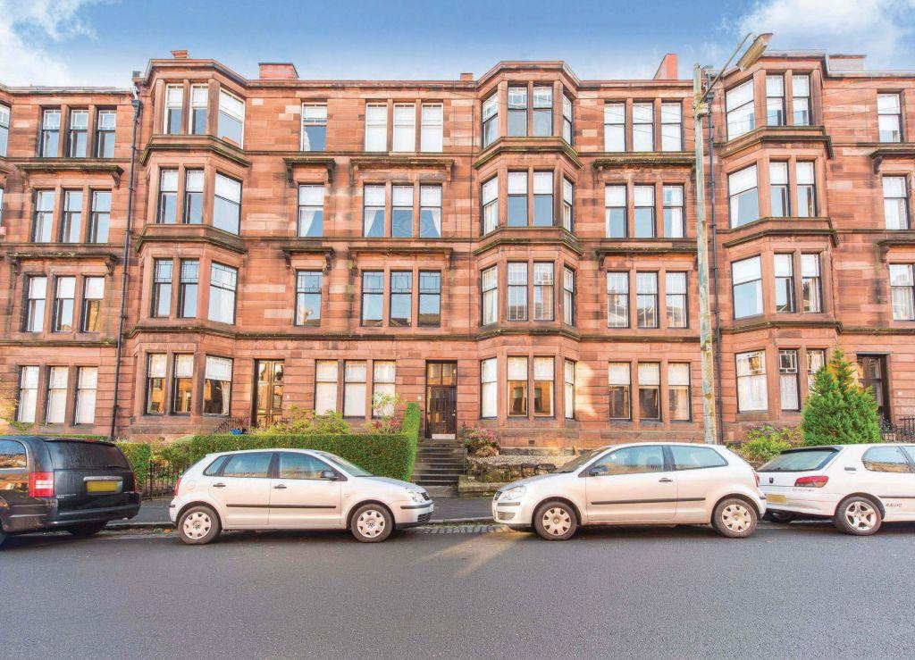 3 Bedrooms Flat for sale in 1/1, 11 Falkland Street, Hyndland, Glasgow, G12 9PY
