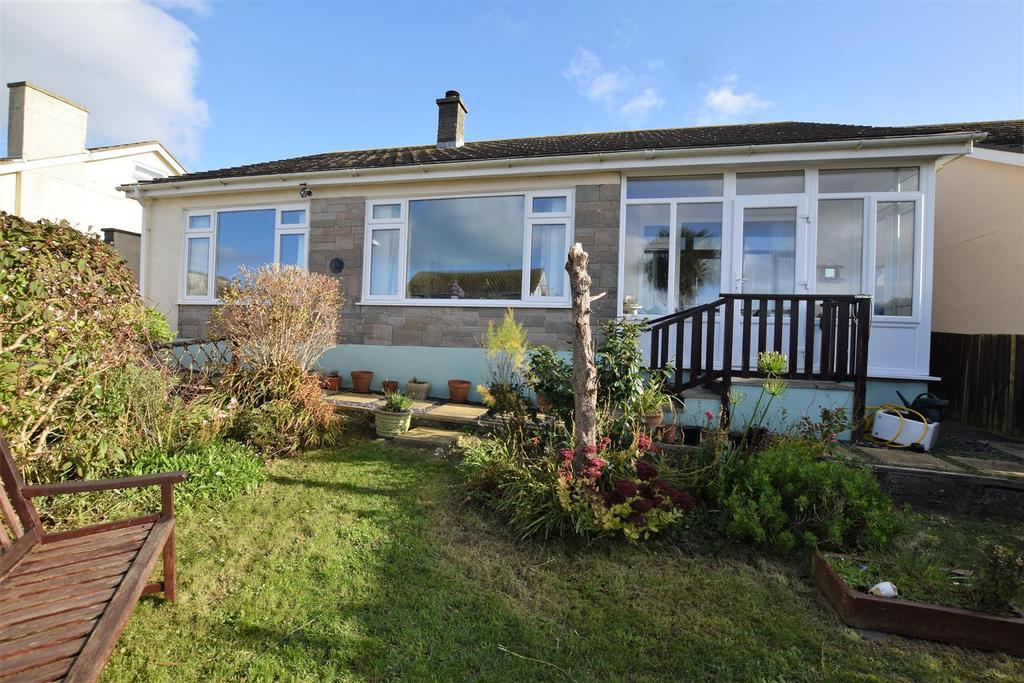 3 Bedrooms Detached Bungalow for sale in Atlantic Drive, Broad Haven, Haverfordwest