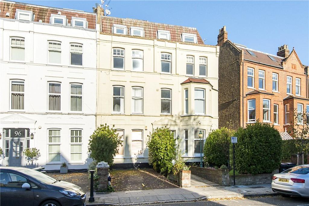 2 Bedrooms Flat for sale in Greencroft Gardens, London, NW6