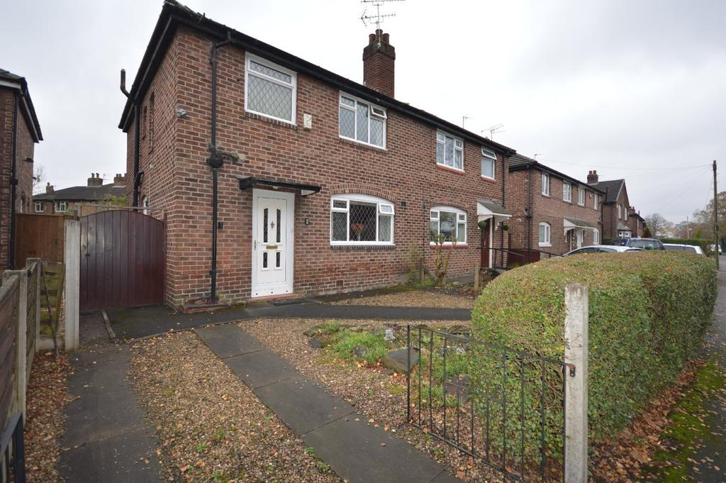 3 Bedrooms Semi Detached House for sale in Crossley Road, Burnage