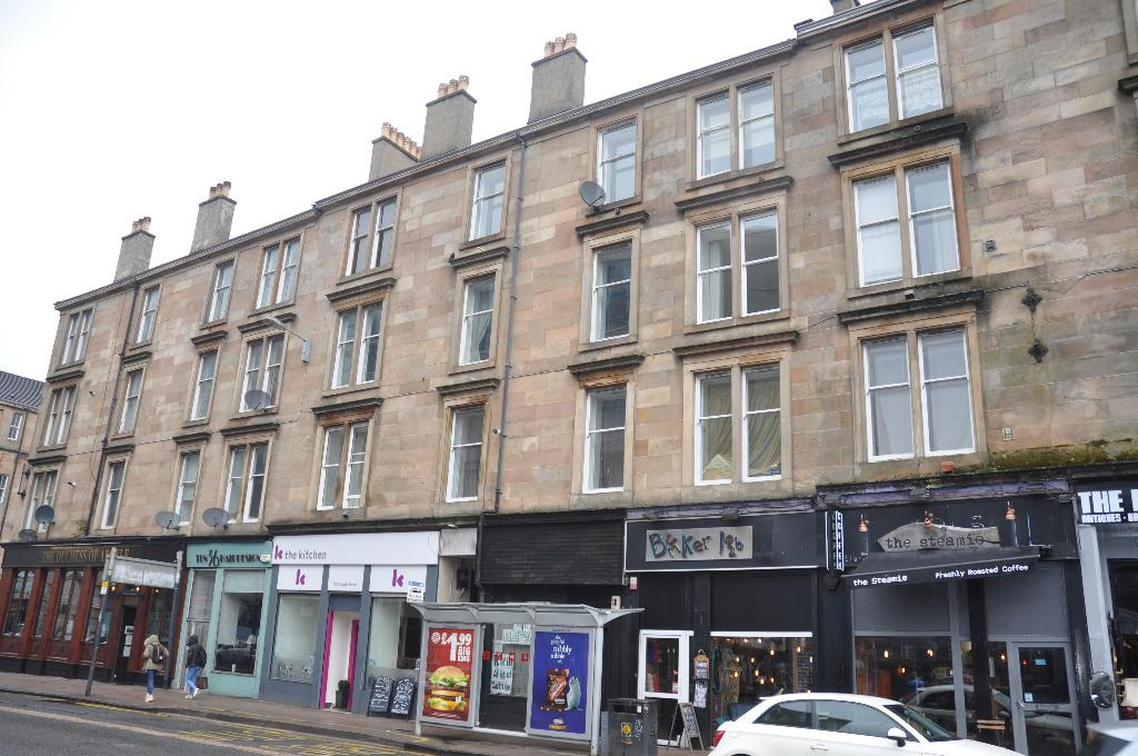1 Bedroom Flat for rent in Argyle Street, 2/3, Finnieston , Glasgow , G3 8LX