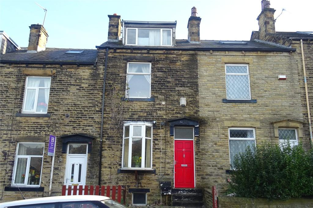 3 Bedrooms Terraced House for sale in Hastings Street, Bradford, West Yorkshire, BD5
