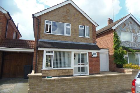 3 bedroom detached house to rent - Stokes Drive, Leicester LE3