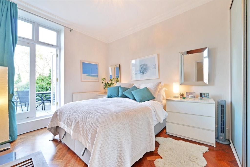 2 Bedrooms Flat for sale in Parkhill Road, Belsize Park, London