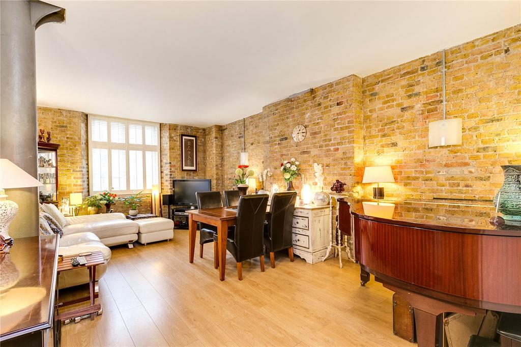 2 Bedrooms Bungalow for sale in Globe Wharf, 205 Rotherhithe Street, London
