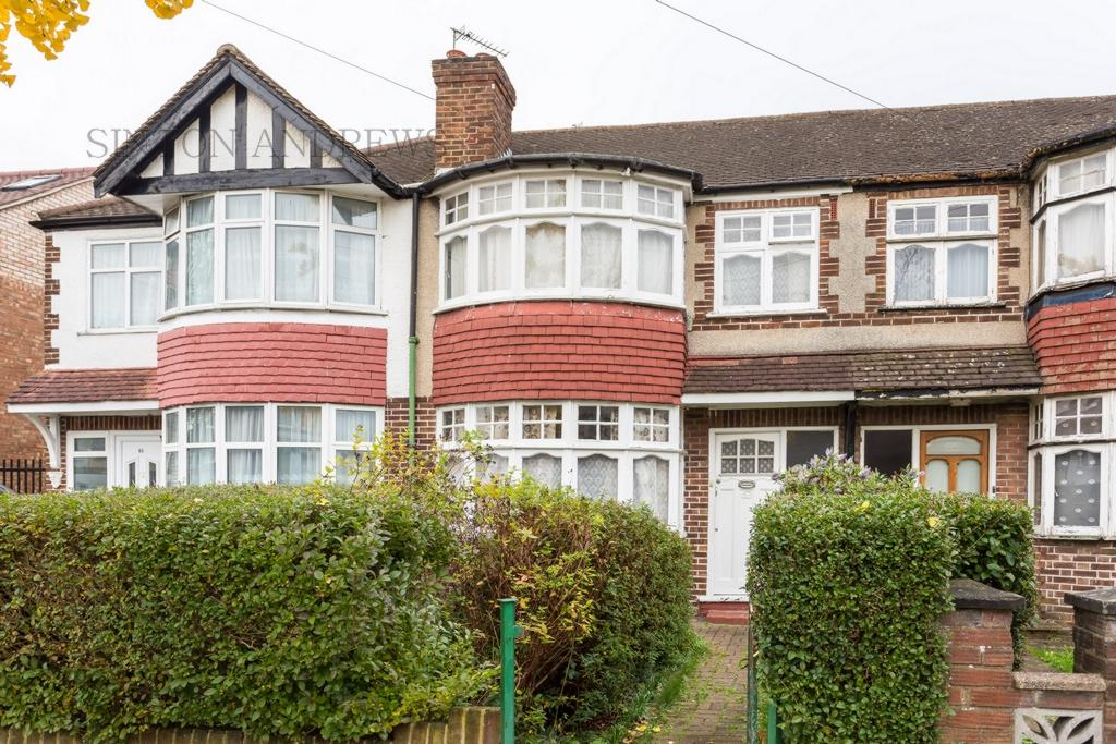 3 Bedrooms Terraced House for sale in Wyresdale Crescent, London, UB6