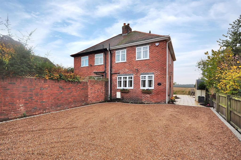3 Bedrooms Semi Detached House for sale in Main Street, Papplewick, Nottingham